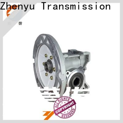 Zhenyu rpm drill speed reducer free design for construction