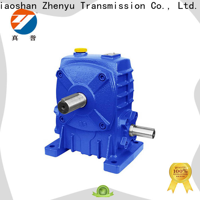 Zhenyu new-arrival speed reducer for electric motor order now for lifting