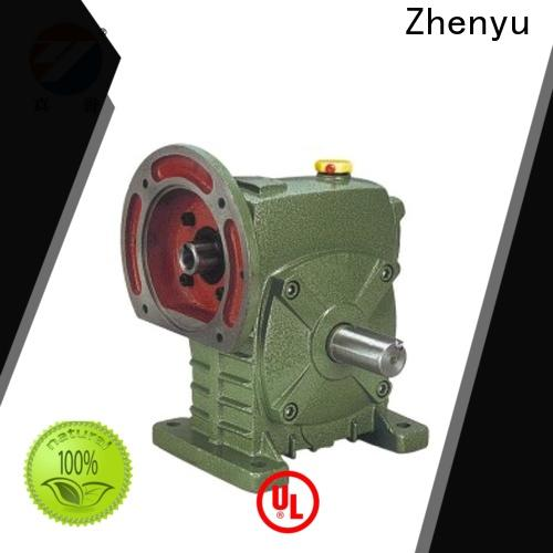 Zhenyu torque speed reducer gearbox free quote for mining