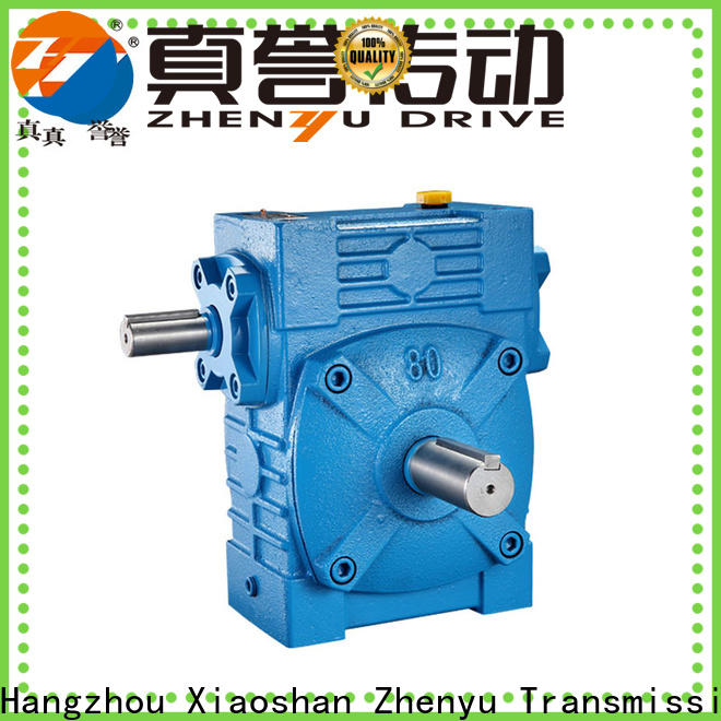 Zhenyu eco-friendly gearbox parts widely-use for metallurgical