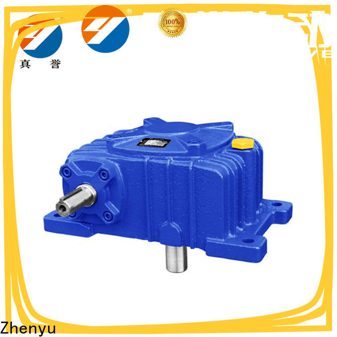 Zhenyu first-rate motor reducer free design for cement
