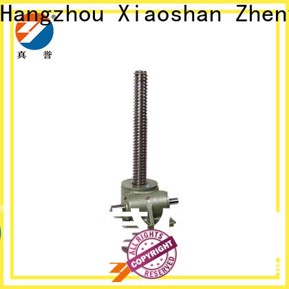compact design screw jack mechanism swl producer for printing