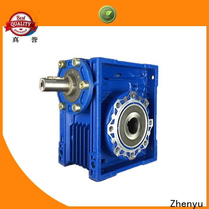 Zhenyu new-arrival worm gear reducer widely-use for metallurgical
