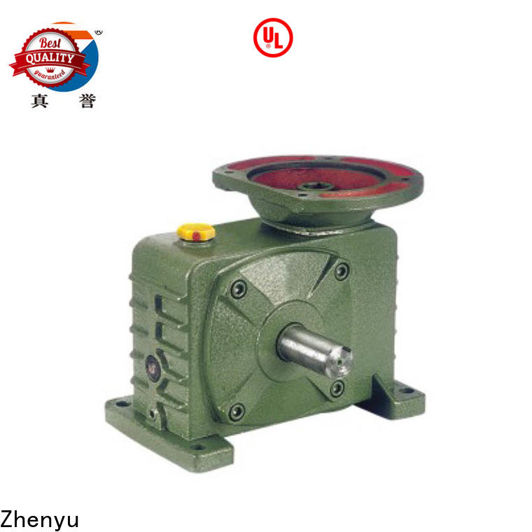 Zhenyu rpm electric motor speed reducer order now for construction