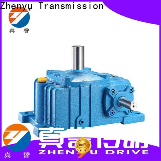 Zhenyu eco-friendly gear reducer long-term-use for chemical steel