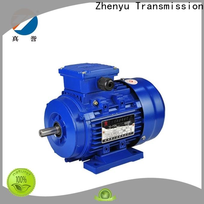 Zhenyu newly types of ac motor at discount for machine tool