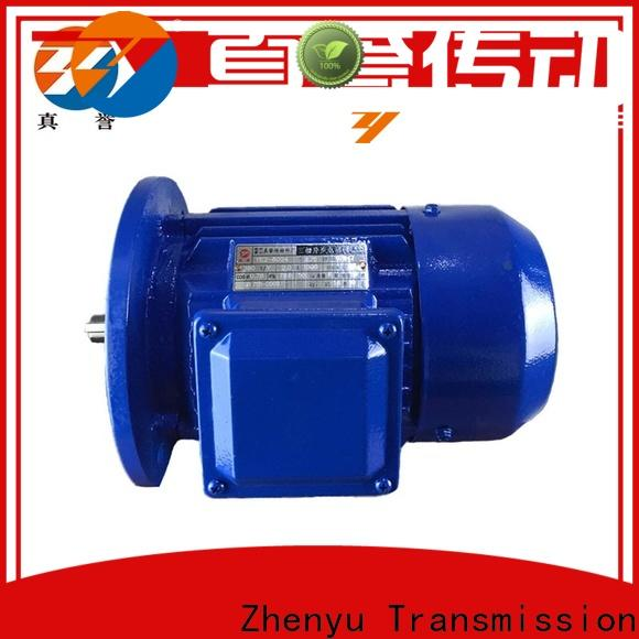 Zhenyu fine- quality ac single phase motor for textile,printing