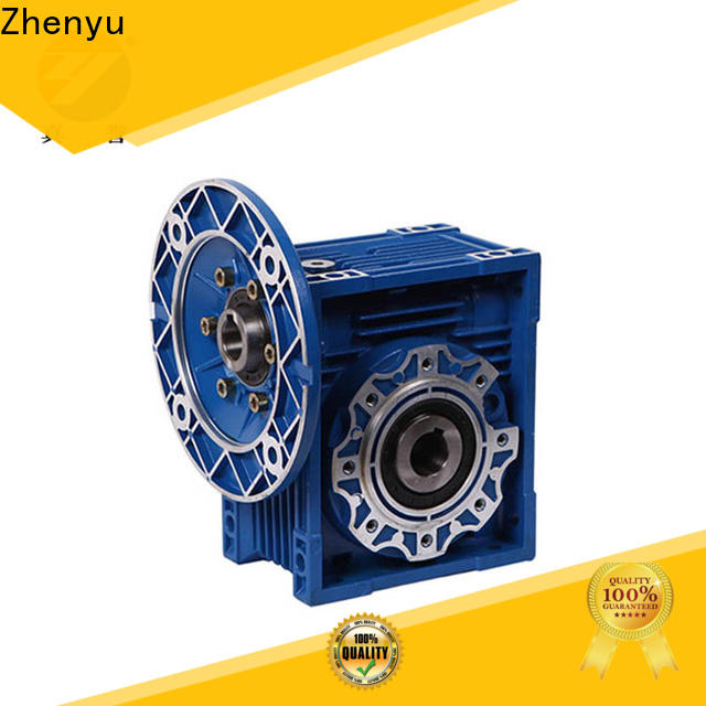 Zhenyu eco-friendly drill speed reducer widely-use for cement