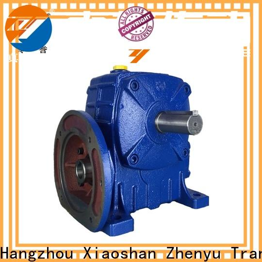 Zhenyu speed reducer for electric motor China supplier for lifting