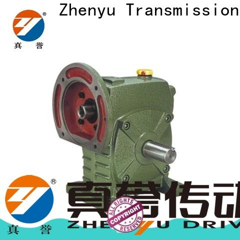 newly reduction gear box gear free design for chemical steel