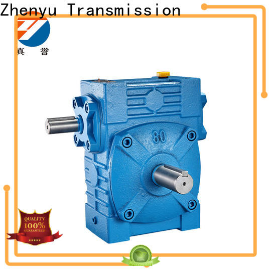Zhenyu cast reduction gear box long-term-use for light industry