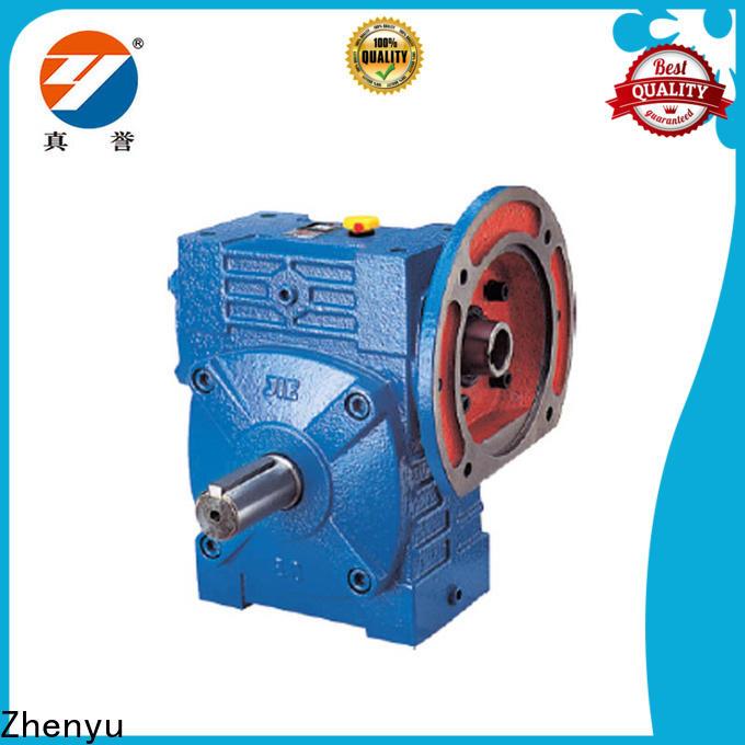 Zhenyu price speed reducer motor China supplier for metallurgical