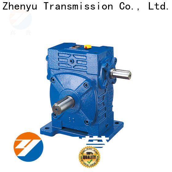 Zhenyu machinery planetary gear reducer widely-use for construction
