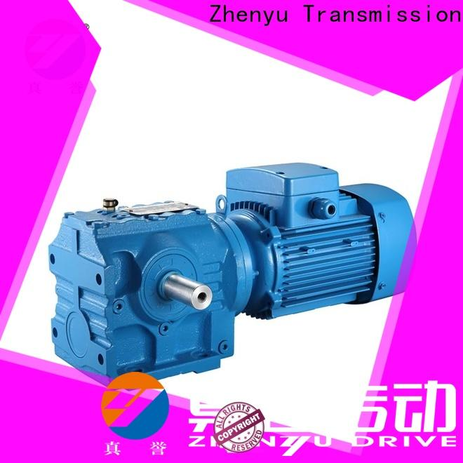Zhenyu electricity gear reducer gearbox widely-use for mining
