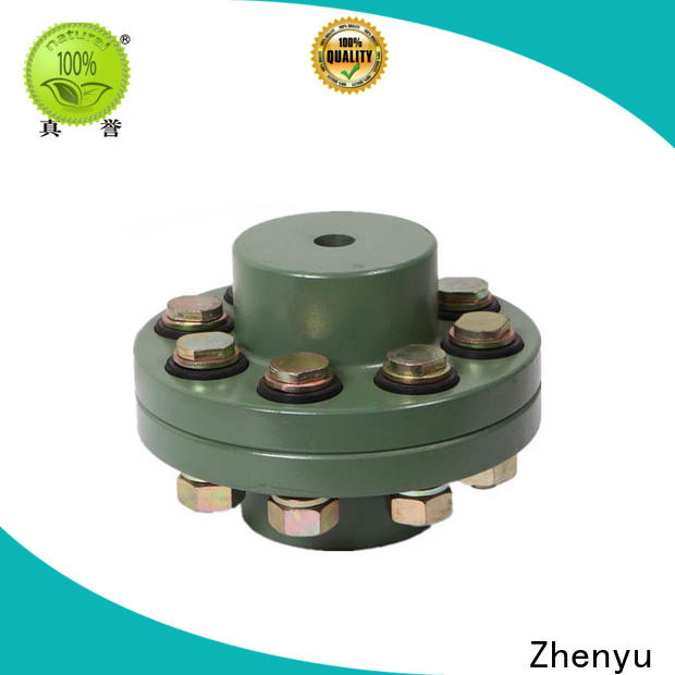 Zhenyu compact design mechanical coupling for hydraulics