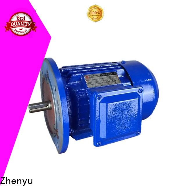 Zhenyu fine- quality single phase motor for wholesale for machine tool