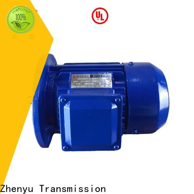 Zhenyu yc single phase ac motor inquire now for transportation