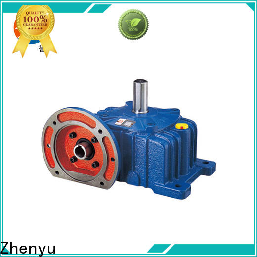 eco-friendly transmission gearbox blue for transportation