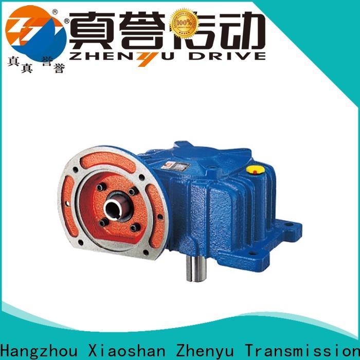 Zhenyu worm planetary gear box long-term-use for chemical steel