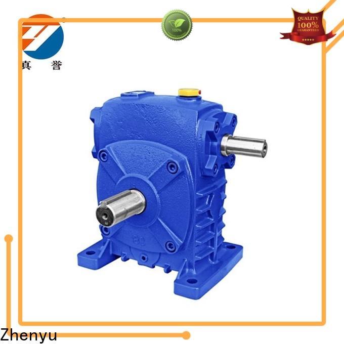 Zhenyu hot-sale reduction gear box long-term-use for construction