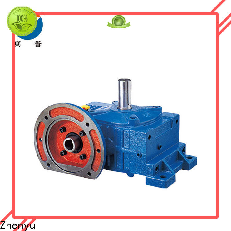 Zhenyu newly planetary reducer order now for lifting