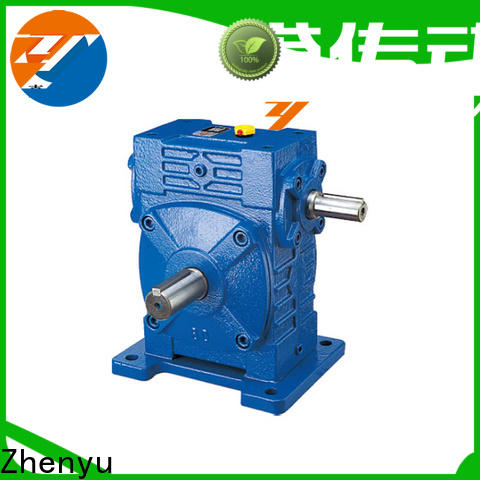 Zhenyu eco-friendly electric motor speed reducer widely-use for printing