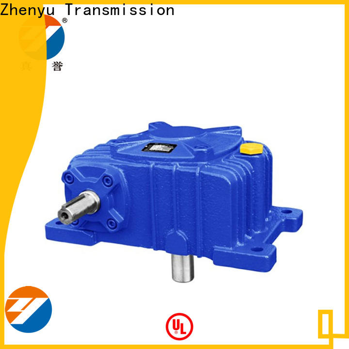 Zhenyu helical motor reducer free quote for mining