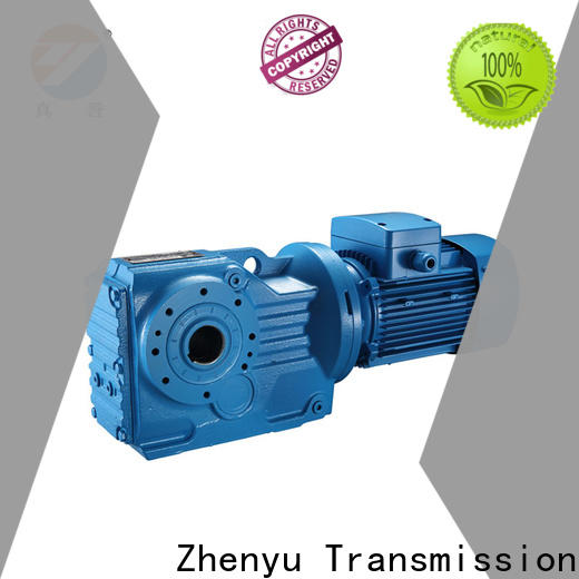 Zhenyu chinese planetary gear reduction order now for metallurgical