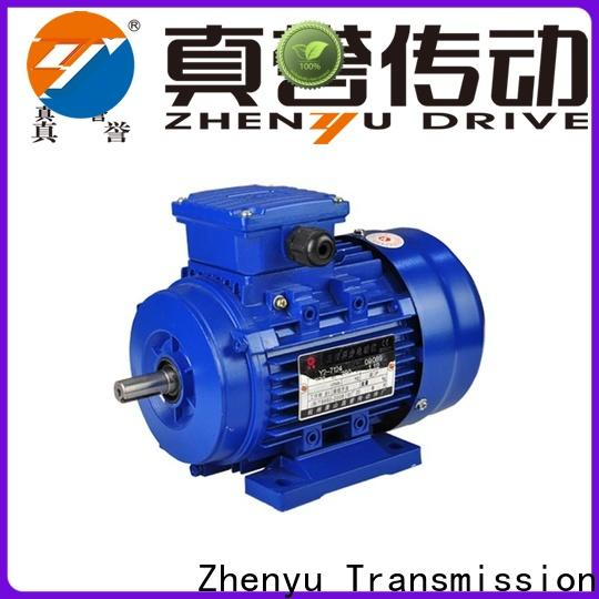 Zhenyu low cost single phase ac motor for wholesale for chemical industry