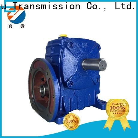 Zhenyu hot-sale electric motor speed reducer certifications for cement