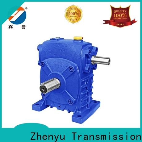 Zhenyu box electric motor speed reducer certifications for lifting