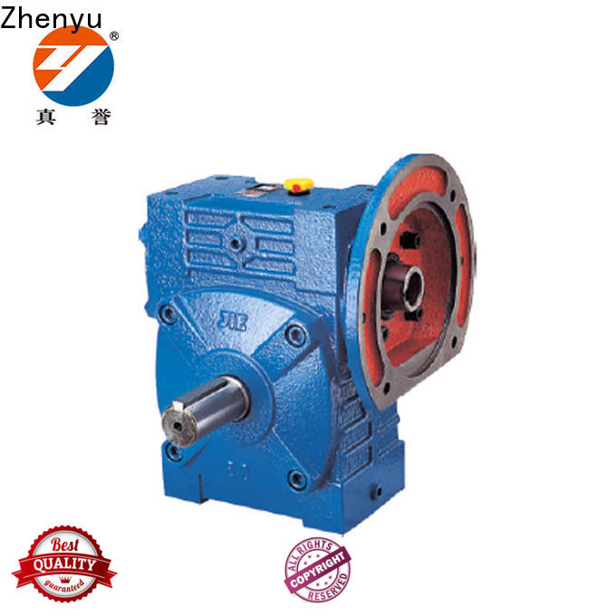 Zhenyu wpw variable speed gearbox free design for printing