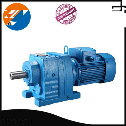 Zhenyu low cost speed reducer motor widely-use for light industry