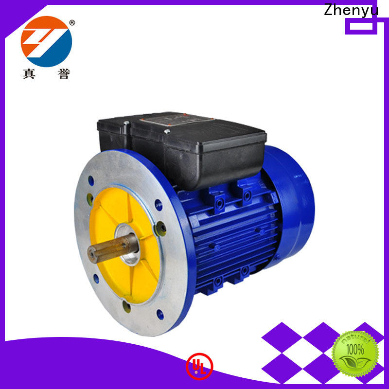 Zhenyu high-energy 3 phase electric motor for wholesale for chemical industry