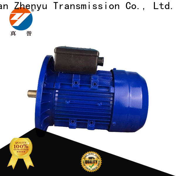 Zhenyu safety ac electric motors at discount for metallurgic industry