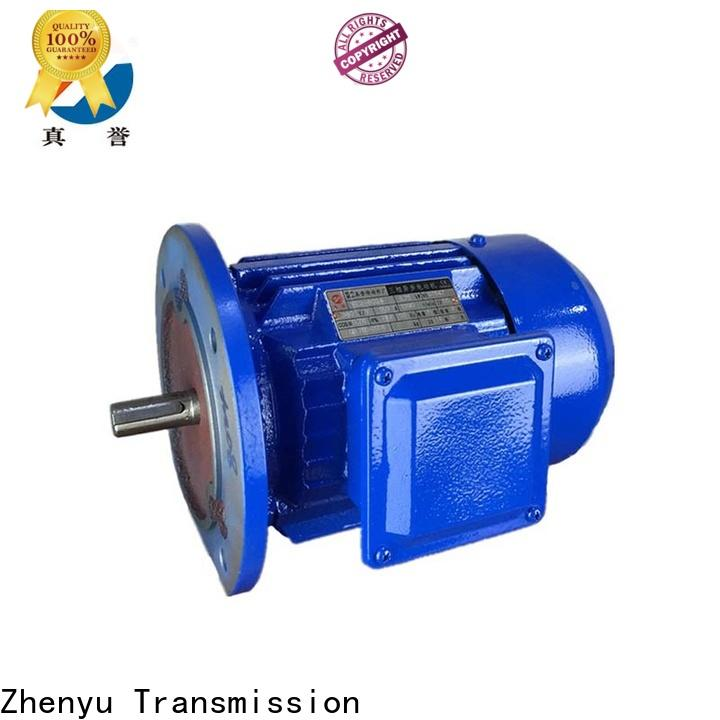 Zhenyu motors single phase electric motor at discount for machine tool