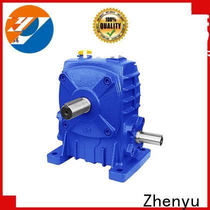 Zhenyu shape inline gear reducer free design for metallurgical