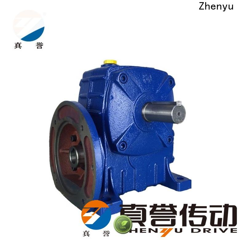 Zhenyu mechanical speed reducer for electric motor for transportation