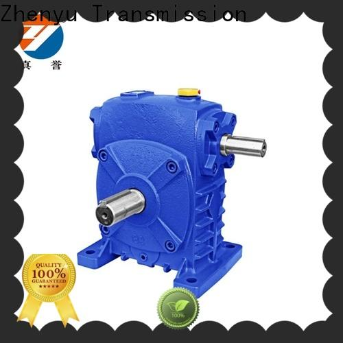 Zhenyu new-arrival planetary gear reducer widely-use for transportation