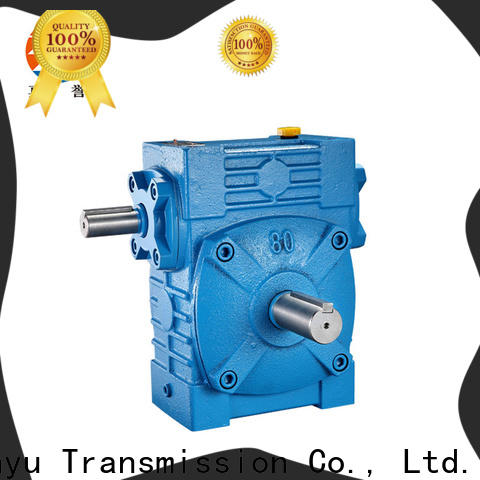 Zhenyu nmrv gear reducers widely-use for construction