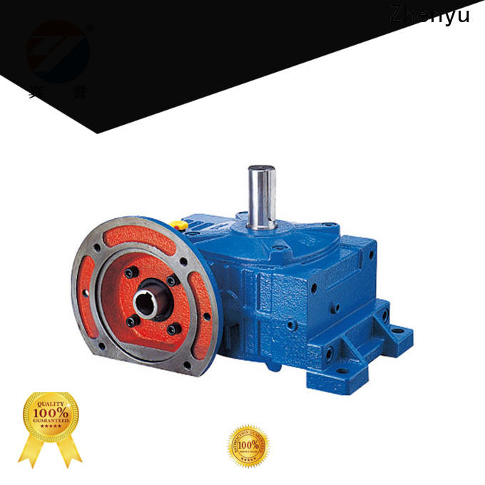 hot-sale worm drive gearbox speed long-term-use for wind turbines
