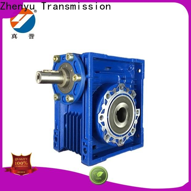 Zhenyu high-energy speed reducer gearbox free design for printing