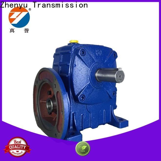 Zhenyu transmission worm gear reducer for metallurgical