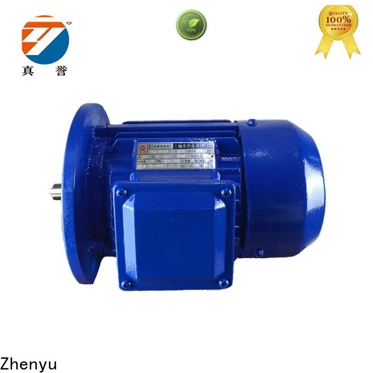 Zhenyu low cost ac electric motors free design for dyeing