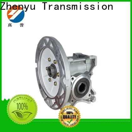 Zhenyu eco-friendly speed reducer gearbox widely-use for transportation