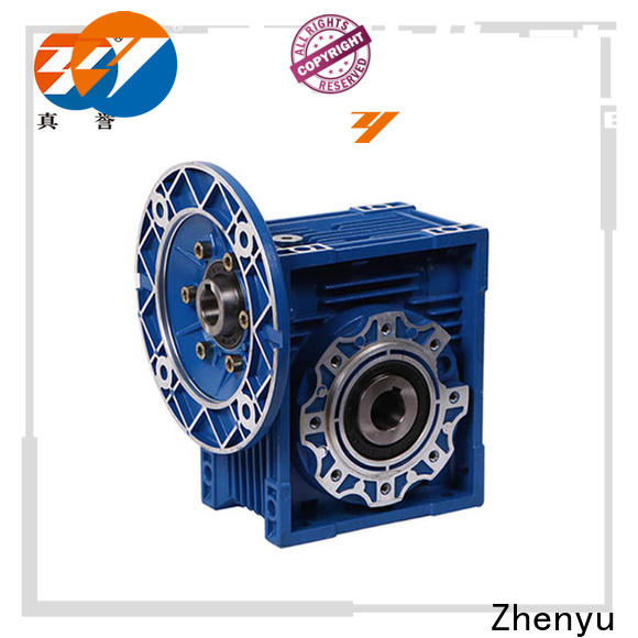 Zhenyu effective speed reducer widely-use for cement