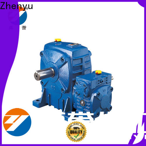 eco-friendly inline gear reducer power free design for metallurgical